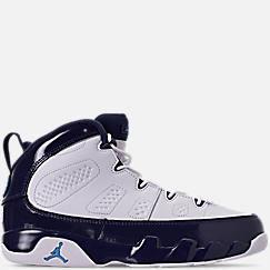 Little Kids' Air Jordan Retro 9 Basketball Shoes
