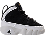 Boys' Toddler Air Jordan Retro 9 Basketball Shoes