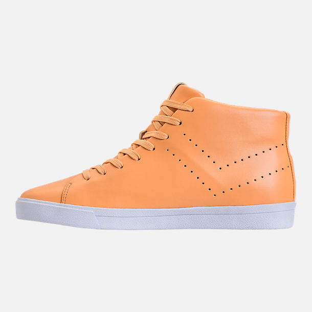 Left view of Men's Pony Topstar Lux High Casual Shoes