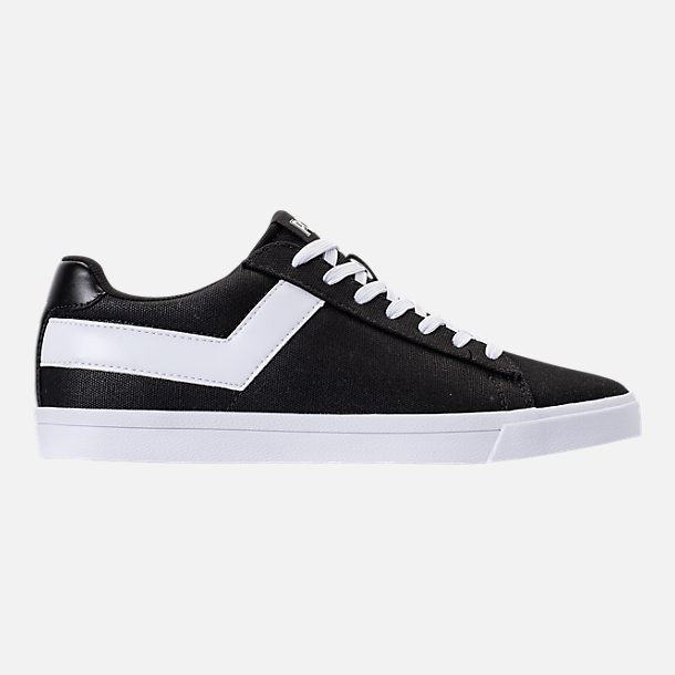 Right view of Men's Pony Topstar Low Casual Shoes