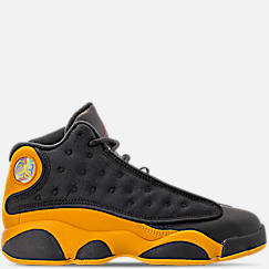 0afb74ded523ad Little Kids  Air Jordan Retro 13 Basketball Shoes