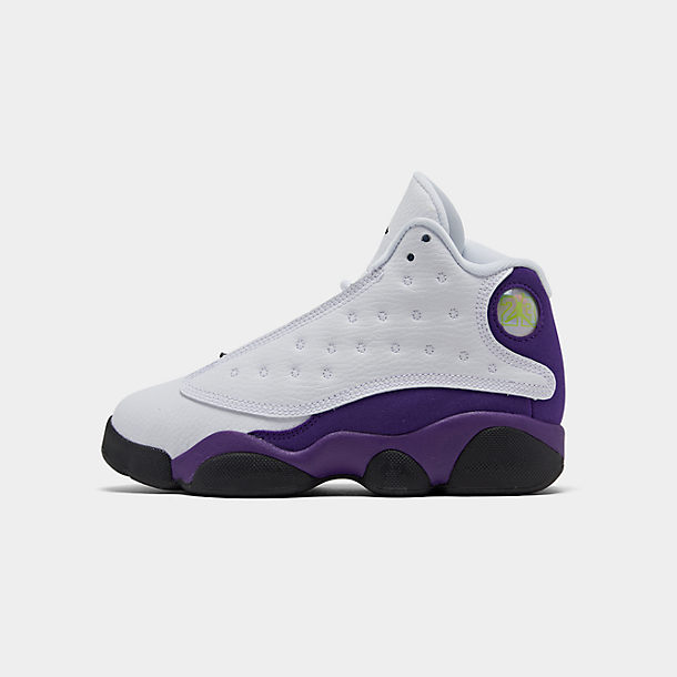 Little Kids' Air Jordan Retro 13 Basketball Shoes