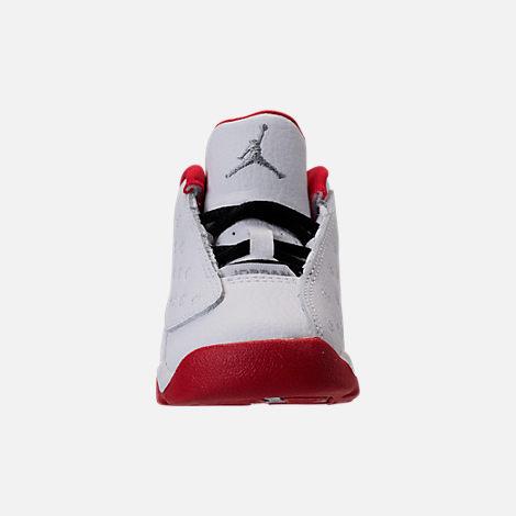 e57e72749c1 Front view of Kids  Toddler Air Jordan Retro 13 Basketball Shoes