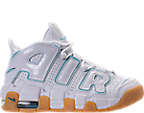 Girls' Grade School Nike Air More Uptempo Basketball Shoes