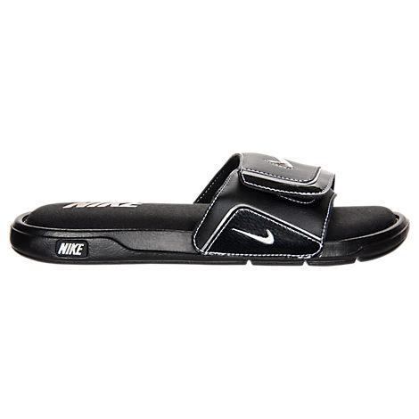 Nike Mens Comfort Slide 2 Sandals, Black