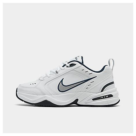 Nike Mens Air Monarch IV Training Shoes, White