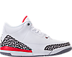 White/Fire Red/Cement Grey/Black