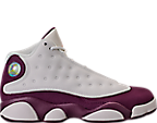 Girls' Preschool Air Jordan Retro 13 Basketball Shoes