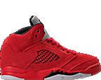 Boys' Preschool Air Jordan Retro 5 Basketball Shoes