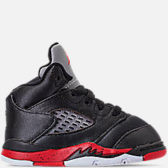 2fc9a0b02c7 Kids  Toddler Air Jordan Retro 5 Basketball Shoes