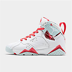 Girls' Big Kids' Air Jordan Retro 7 Basketball Shoes