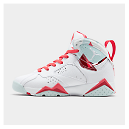 2798c29c353fee GIRLS  BIG KIDS AIR JORDAN RETRO 7