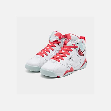2eda864350cf5 Girls' Big Kids' Air Jordan Retro 7 Basketball Shoes