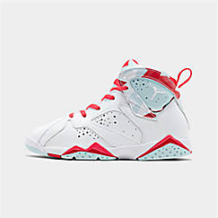 Girls' Little Kids' Jordan Retro 7 Basketball Shoes