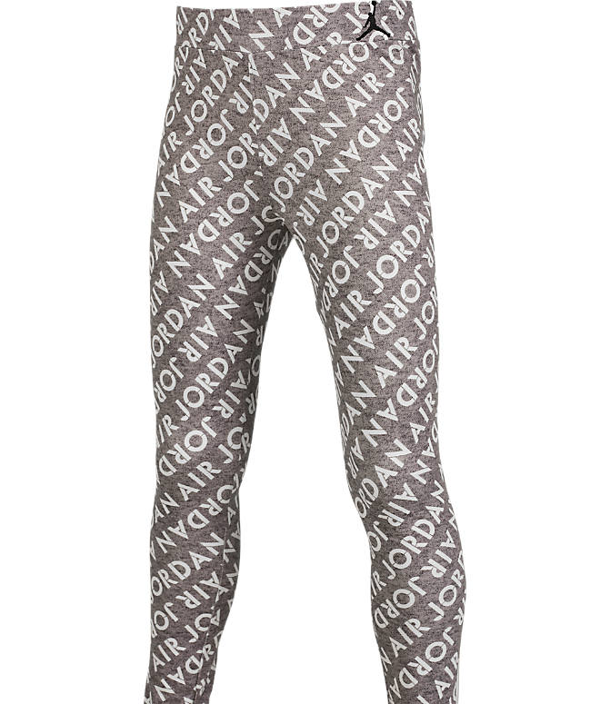 Product 3 view of Girls' Air Jordan Allover Print Leggings