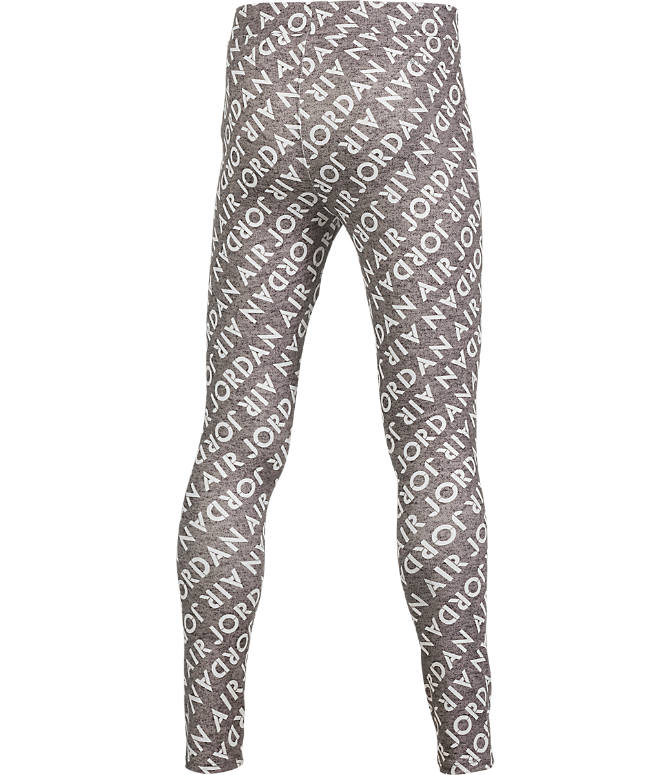 Product 4 view of Girls' Air Jordan Allover Print Leggings