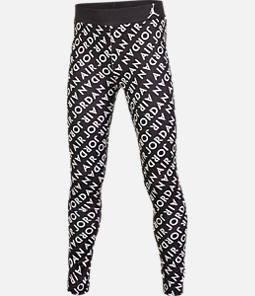 Girls' Air Jordan Allover Print Leggings
