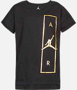 Girl's Air Jordan T-Shirt