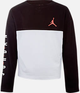 Girls' Jordan Box Long-Sleeve T-Shirt