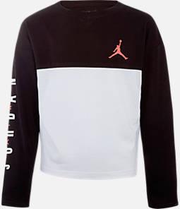 Girls' Jordan Box Long-Sleeve T-Shirt