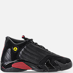 Kids' Grade School Air Jordan Retro 14 Basketball Shoes