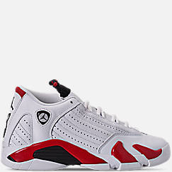 Big Kids' Air Jordan Retro 14 Basketball Shoes