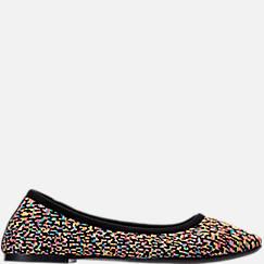 Women's Skechers Cleo - Rattler Slip-On Casual Ballet Flats