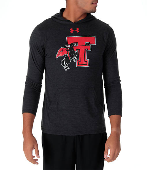 Men 39 s under armour texas tech red raiders college triblend for Bulk under armour shirts