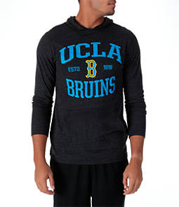 Men's Under Armour UCLA Bruins College TriBlend Hooded T-Shirt