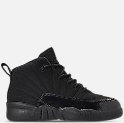 Girls' Preschool Air Jordan Retro 12 Basketball Shoes