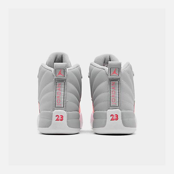 cheap for discount 50238 a6c40 Girls' Little Kids' Air Jordan Retro 12 Basketball Shoes