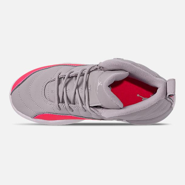 cheap for discount adf9f 0fc19 Girls' Little Kids' Air Jordan Retro 12 Basketball Shoes