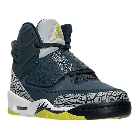 best service 3b416 42c1e Boys  Grade School Air Jordan Son of Mars Basketball Shoes
