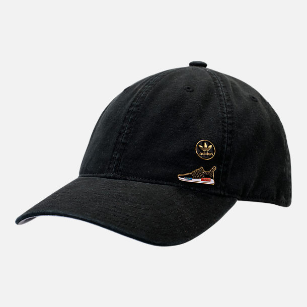 Front view of adidas NMD Hat with Pin 6aaff952e86