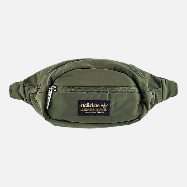 Front view of adidas Originals National Waist Pack