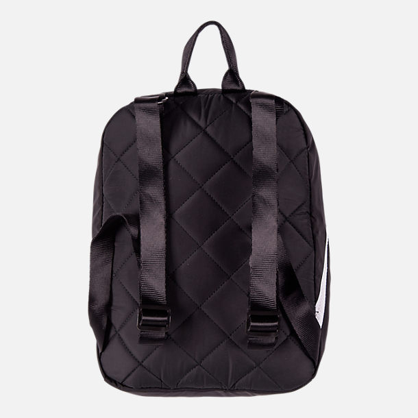 Back view of adidas Originals National Compact Backpack in Black