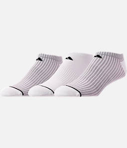 Men's adidas Badge of Sport 3-Pack No-Show Socks