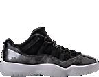 Men's Air Jordan Retro 11 Low Basketball Shoes