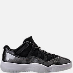 Men's Air Jordan Retro 11 Low Basketball Shoes