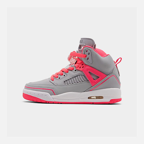 new product cf521 1f3a0 Girls' Big Kids' Jordan Spizike (3.5y - 9.5y) Basketball Shoes