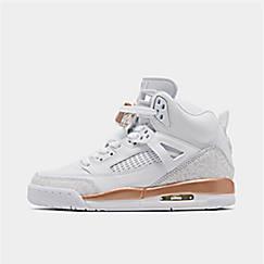 Girls' Big Kids' Jordan Spizike (3.5y - 9.5y) Basketball Shoes