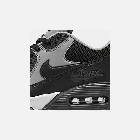 Front view of Men's Nike Air Max 90 Essential Casual Shoes