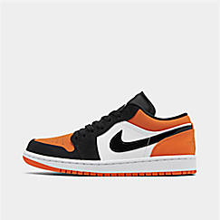 Men's Air Jordan Retro 1 Low Basketball Shoes