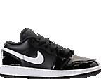 Kids' Grade School Air Jordan 1 Low Basketball Shoes