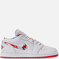 48c3d6b51846b7 Girls  Big Kids  Air Jordan 1 Low (3.5y - 9.5y)