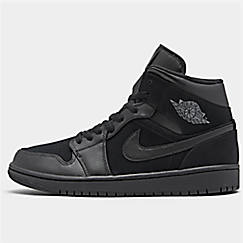 detailed look 21a56 94c4c Men s Air Jordan 1 Mid Retro Basketball Shoes
