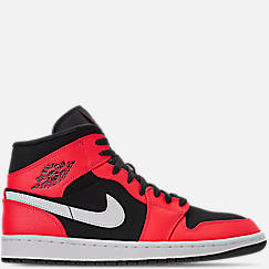 f1ed9f19c97 Men s Air Jordan 1 Mid Retro Basketball Shoes