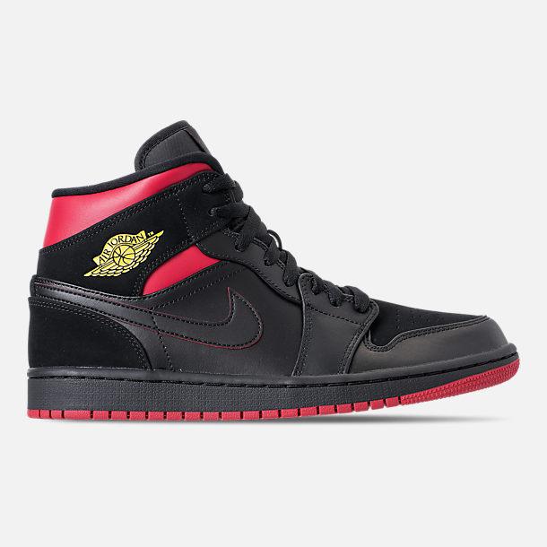 ba62d028 Men's Air Jordan 1 Mid Retro Basketball Shoes