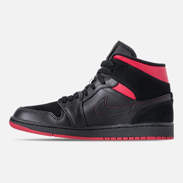new arrival 54a13 a3e58 Men's Air Jordan 1 Mid Retro Basketball Shoes