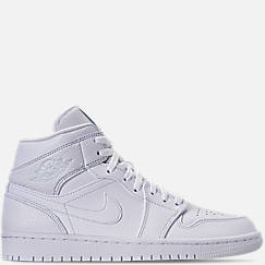 14766ae7334 Men s Air Jordan 1 Mid Retro Basketball Shoes